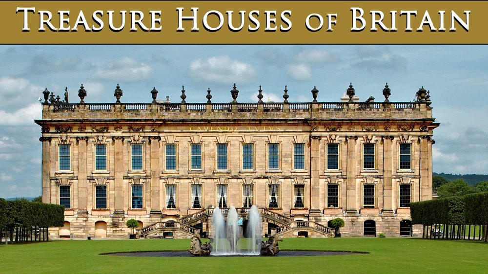 Treasure Houses of Britain -