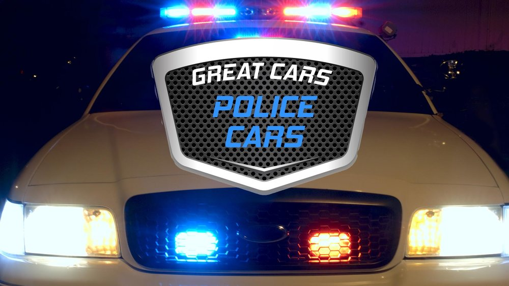 Great Cars: Police Cars  -
