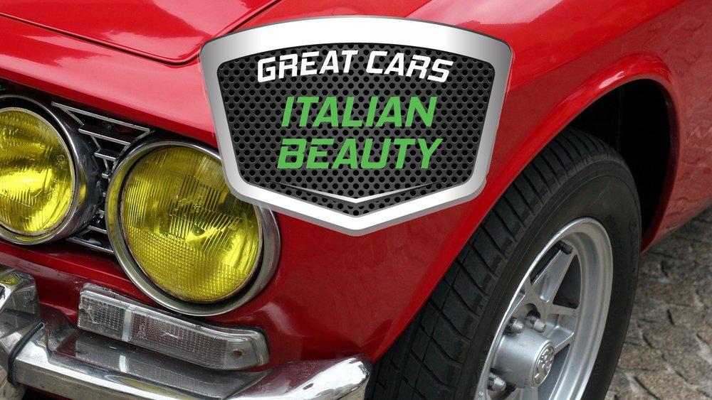Great Cars: Italian Beauty -
