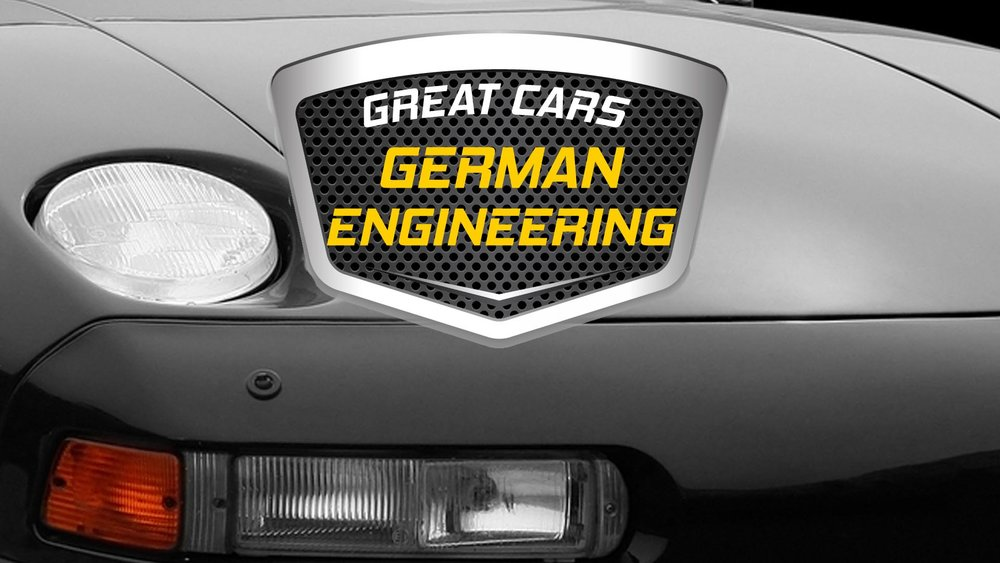 Great Cars: German Engineering -