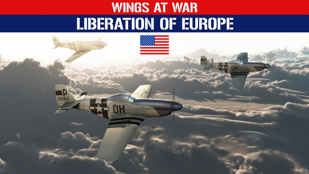 Wings At War: Liberation Of Europe  -
