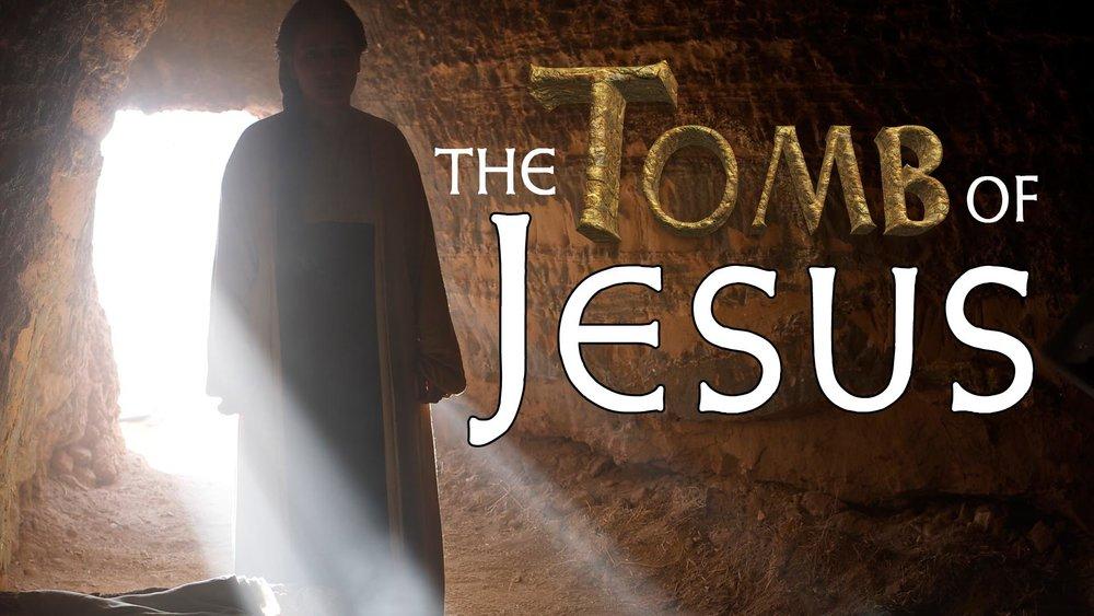 The Tomb of Jesus -