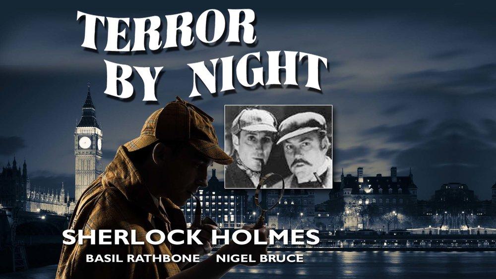 Sherlock Holmes: Terror By Night -