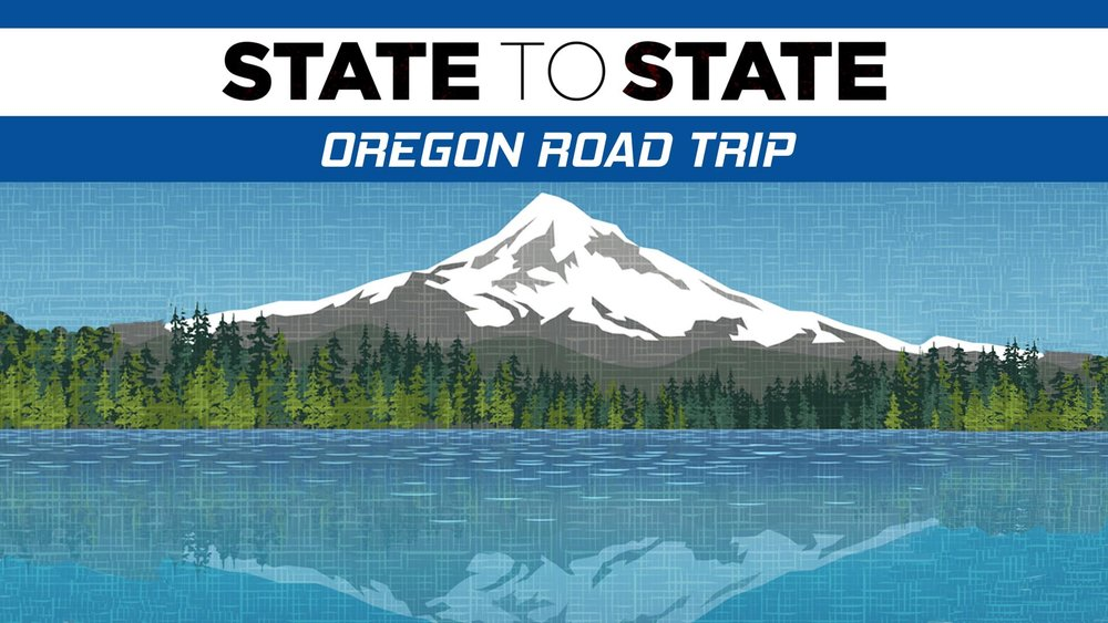 State to State: Oregon Road Trip -