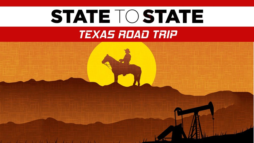 State to State: Texas Road Trip -