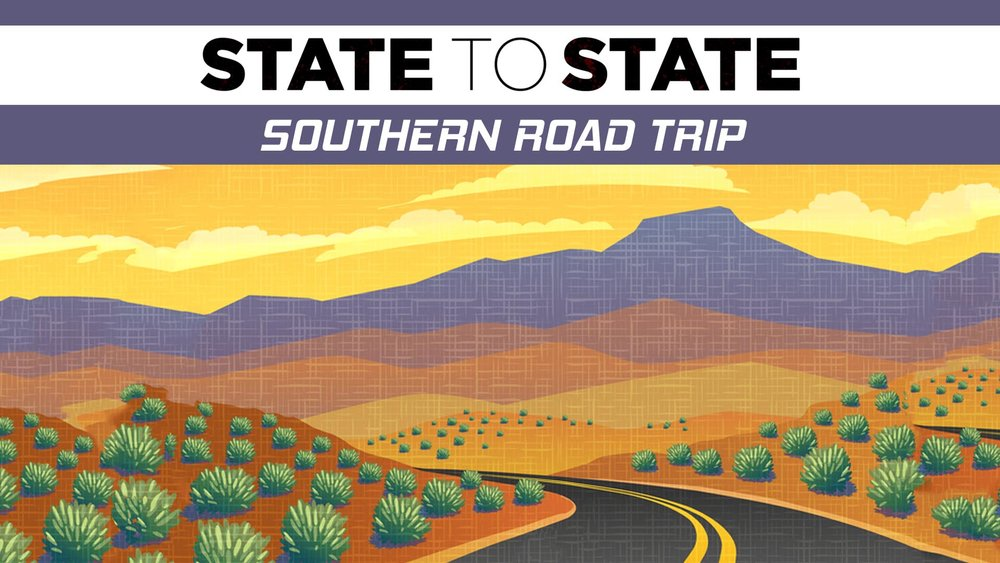 State to State: Southern Road Trip -
