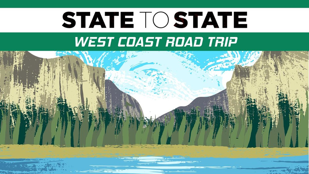 State to State: West Coast Road Trip -