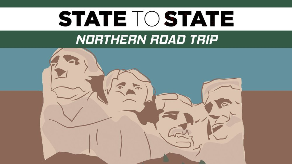 State to State: Northern Road Trip -