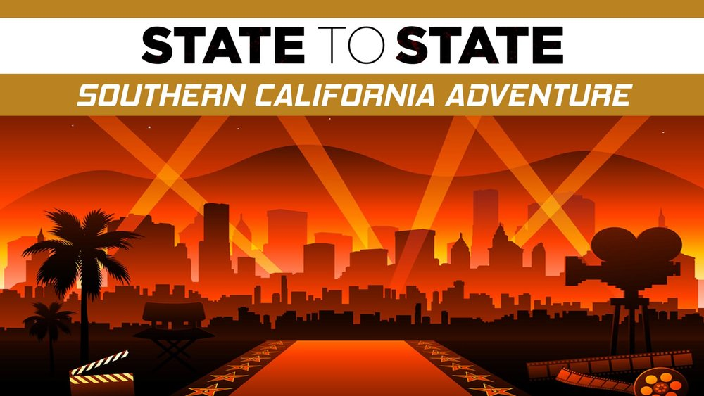 State to State: Southern California Adventure -