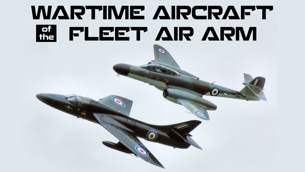 Wartime Aircraft of the Fleet Air Arm -