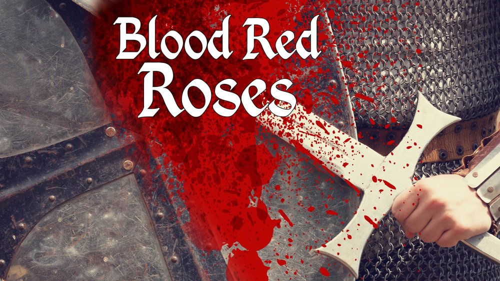Blood Red Roses -