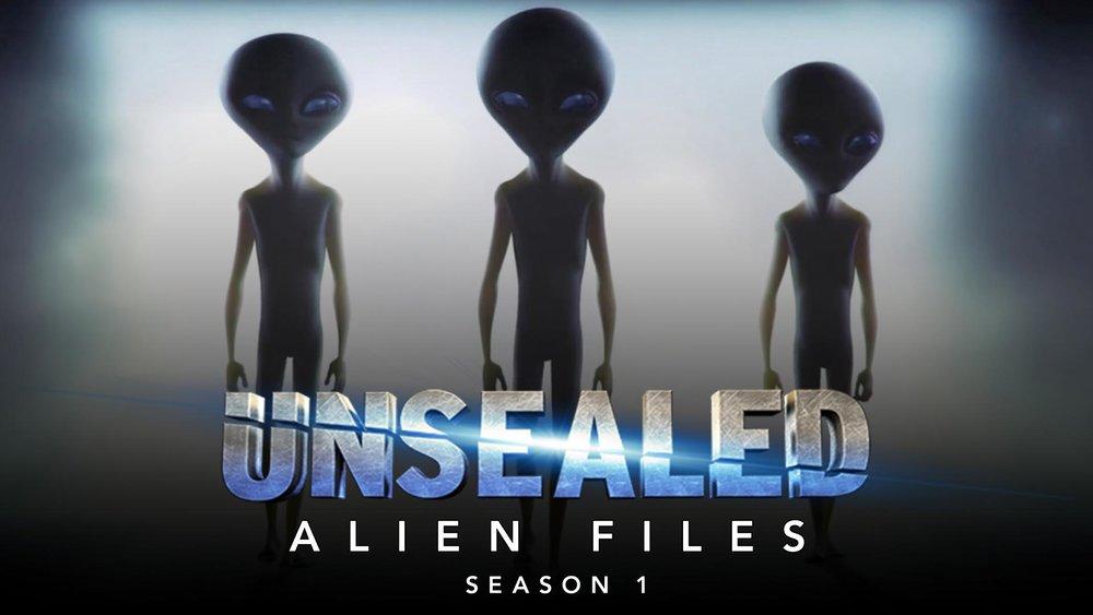 Unsealed Alien Files -