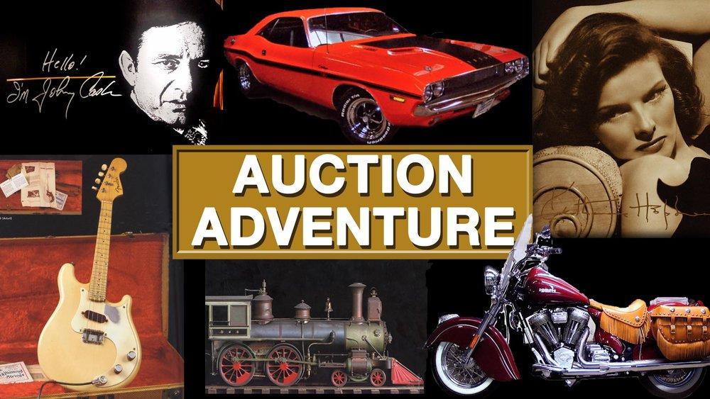 Auction Adventure -