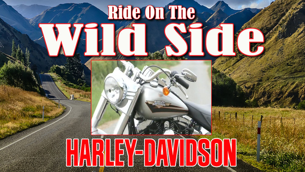Ride On The Wild Side -