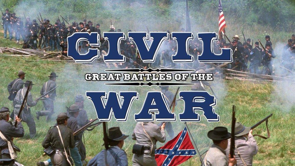 Great Battles of the Civil War -