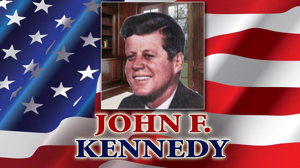 John F. Kennedy -