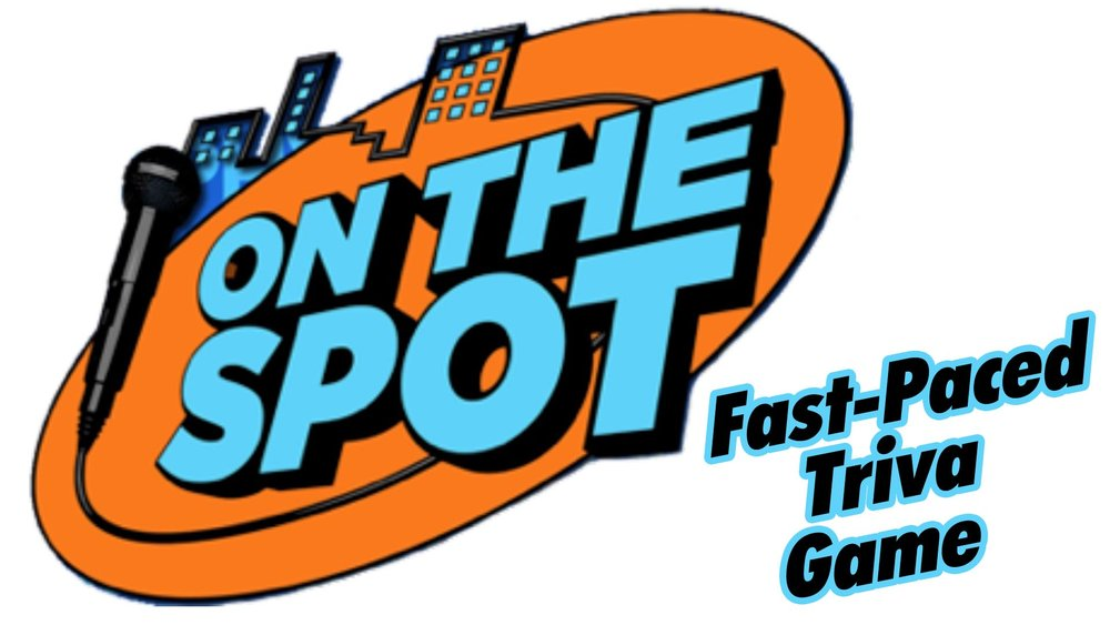 On The Spot Fast-Paced Trivia Game -