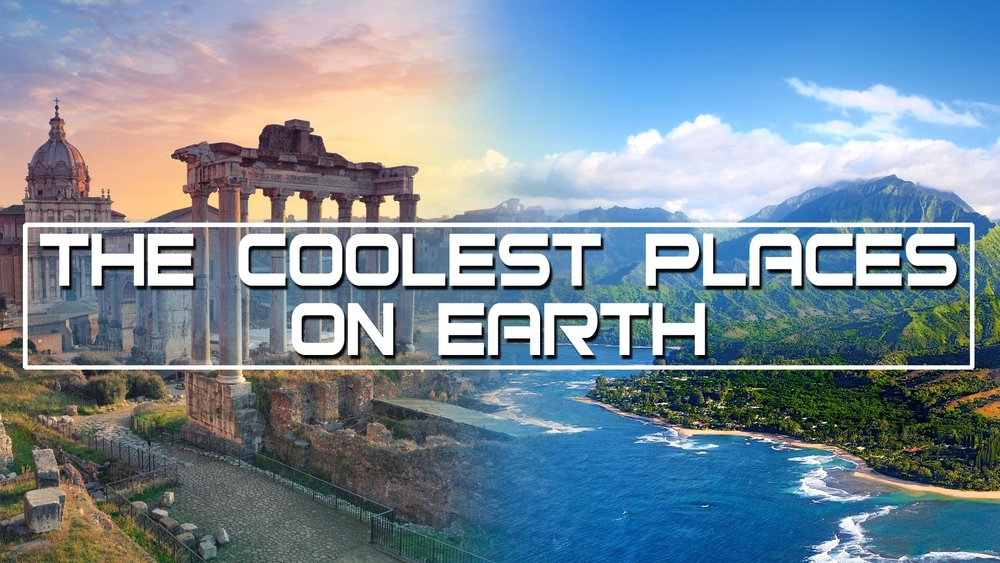 The Coolest Places on Earth -