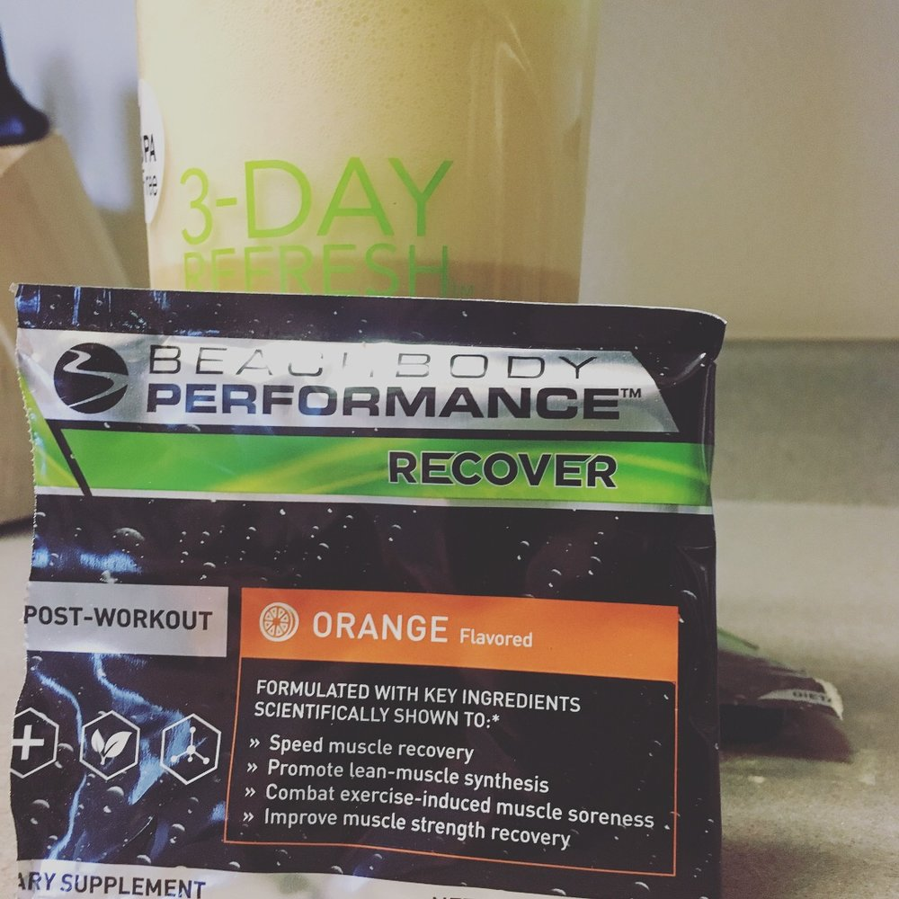 FUEL YOUR WORKOUTS - I use after those really hard workouts to help my muscles recover. It really does help to reduce muscle soreness and growth. There is a whole performance package that includes samples of pre and post workout mixes, proteins, and recovery. I recommend adding these to your workout routine.