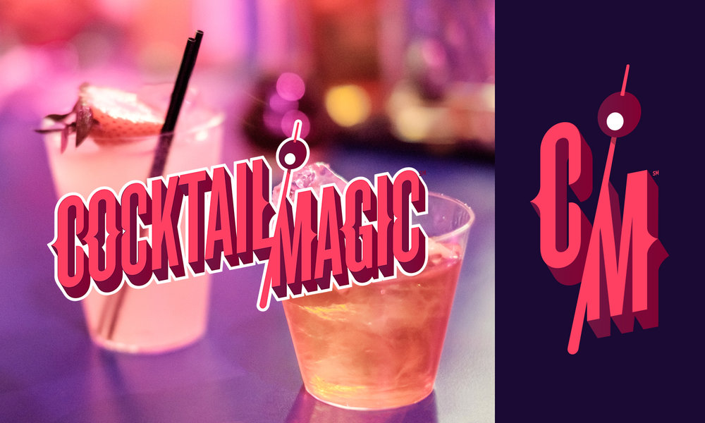 Cocktail Magic Experience Logo