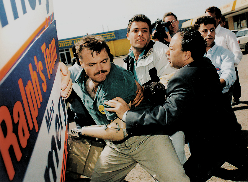 A-99 election protest fight.JPG