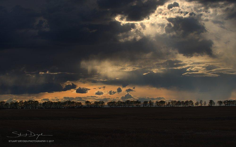Prairie Sky (colour)