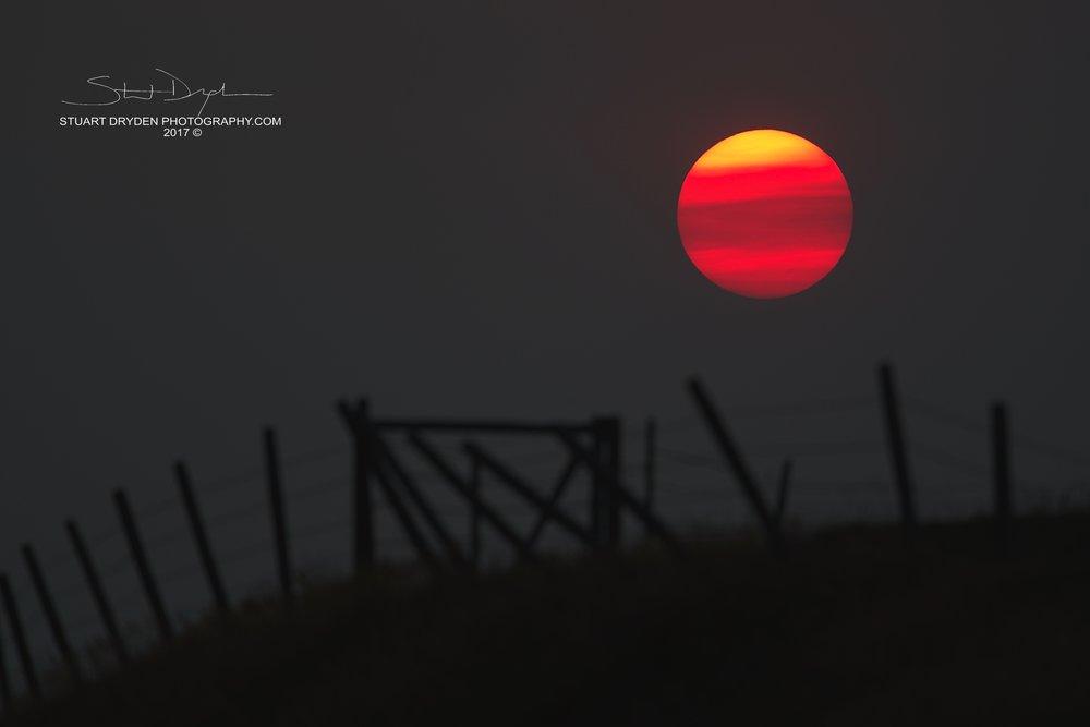 Smokey Sundown