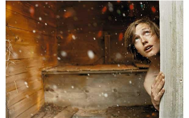 Jonas Barn Snow Disco, 2008 (Photo: Ryan McGinley)