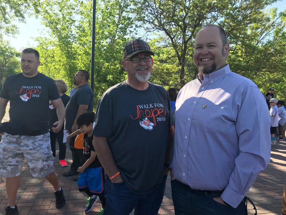 Mayor Nate Duckett and Randy Joslin.jpg