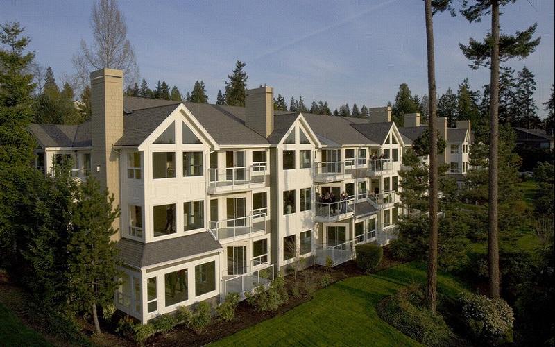Villas at Carillon  48 Units — Kirkland  Completed 2008