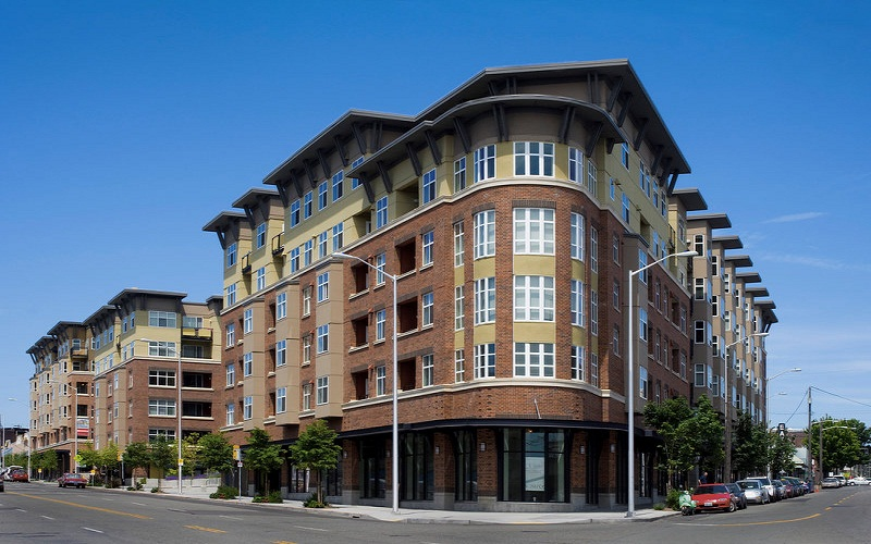 Canal Station Condominiums  169 Units — Ballard  Completed 2005