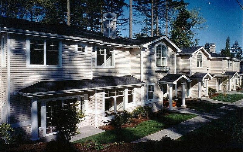 Aspen Creek Apartments  148 Units — Kirkland  Completed 1995