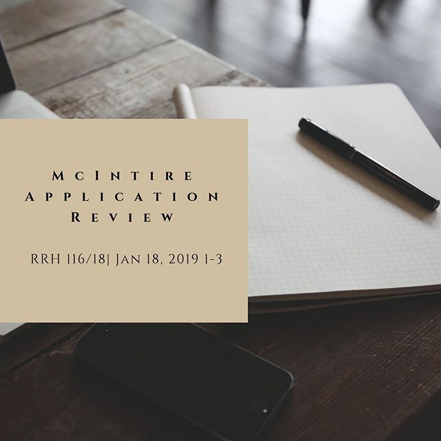 Make sure to come out to the McIntire Application Review Event to receive feedback from comm students! Or provide feedback if you are a comm student! RSVP links can be found in our newsletters. See you all there 🌟