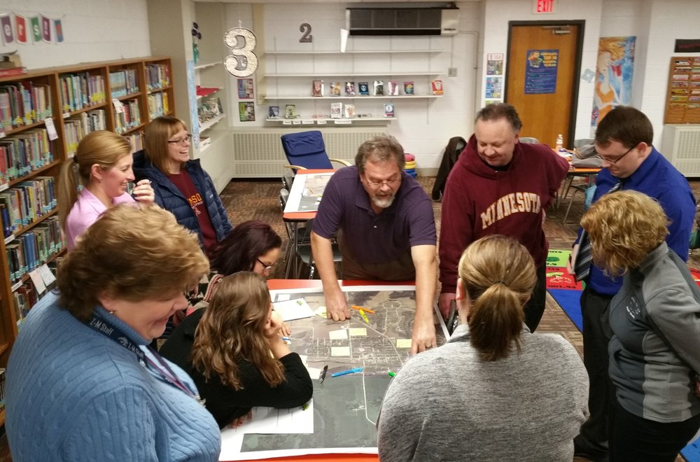July 2017 - Zumbrota-Mazeppa Schools obtains a Safe Routes to School planning grant.