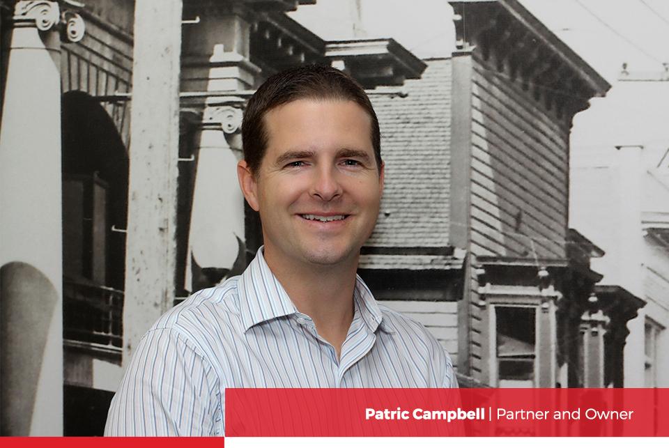 Patric Campbell | artner & Owner