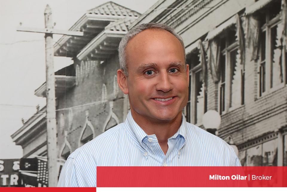Milton Oilar | Broker