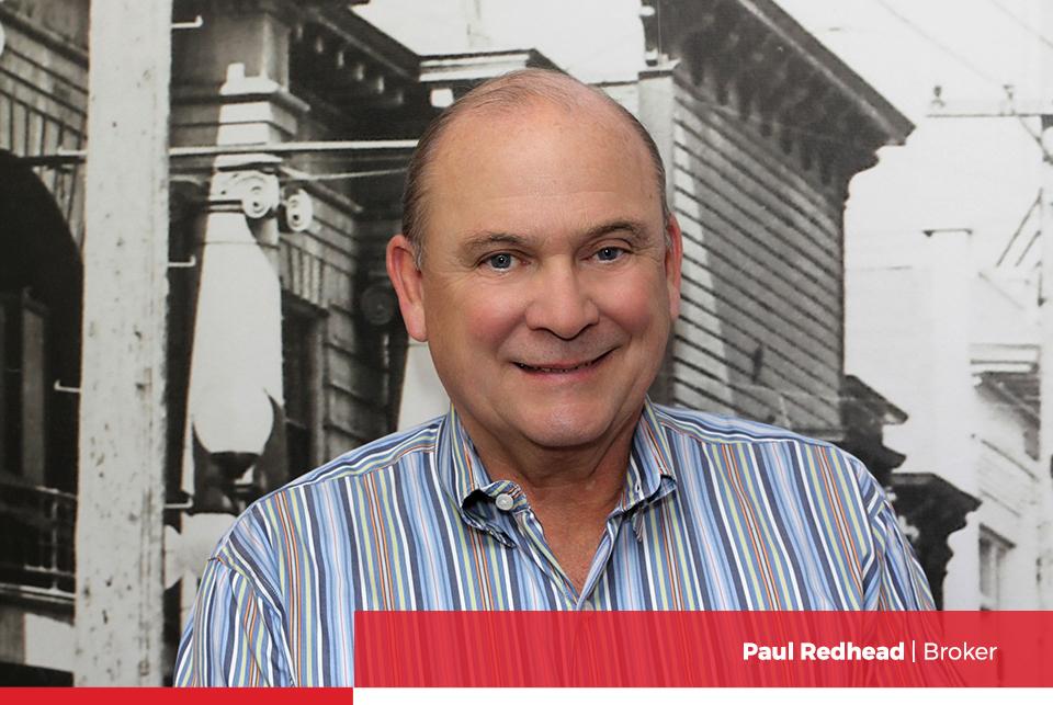 Paul Redhead