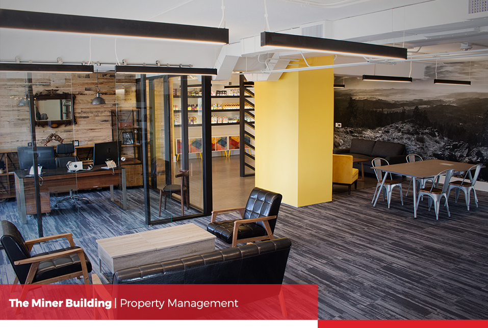 The Miner Building | Property Management