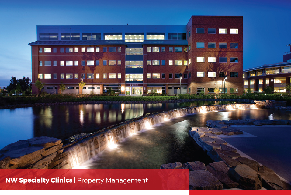 NW Specialty Clinics | Property Management