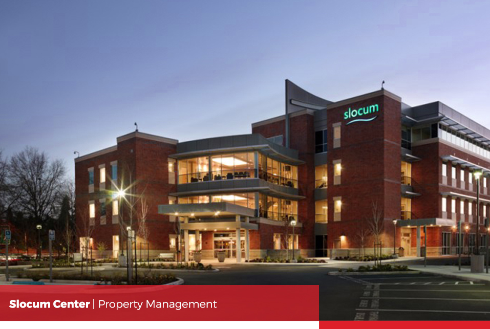Slocum Center | Property Management