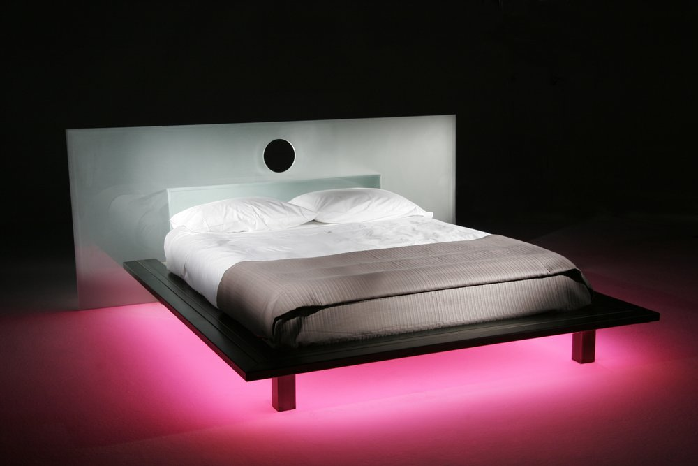 neon furniture. Brazier Neon Bed Furniture