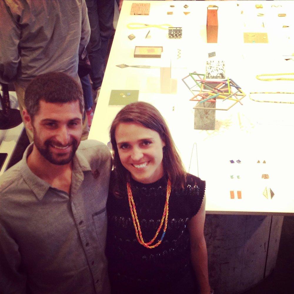 Jonathan Anzalone + Raïssa Bump