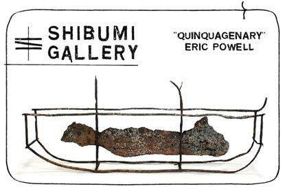 Quinquagenary, a tribute to fifty years  Sculpture, September 11 - October 31, 2010