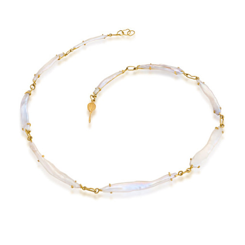 American Keshi Cultured Pearl Necklace