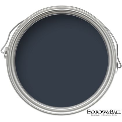 Farrow & Ball: Hague Blue
