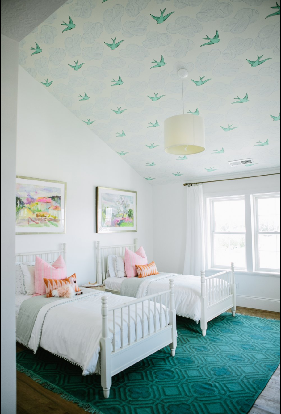 Birds of a feather by House of Jade Interiors