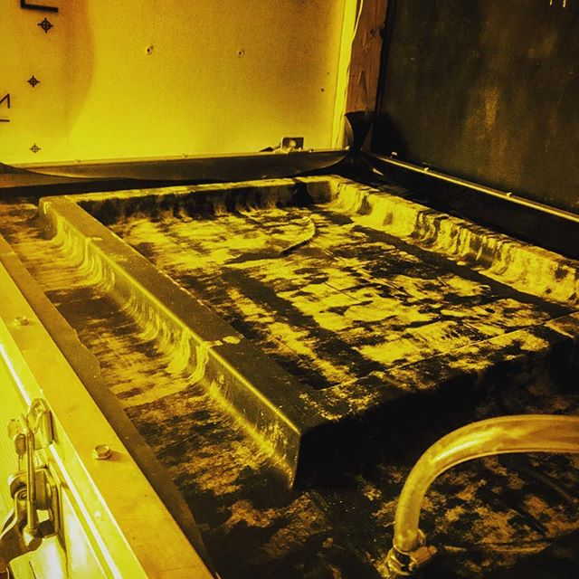 Vacuum sealed for quality freshness and maximum crispyness! #screenprinting #yellowroom #maxsuction #new