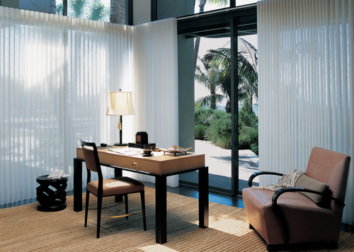 Custom Window Shades and Blinds