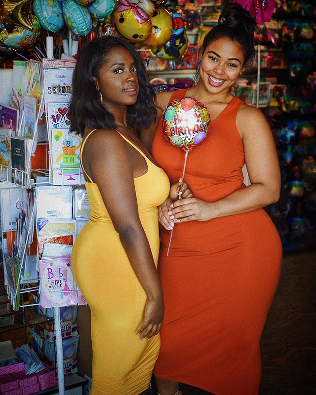 Check Out These Sugar Babes Wearing Cake Boss S1 and S2!  ______________________________ Help Us Wish The Ladies of @thethickpodcast A Very Happy Birthday! 🍰🎂🎉 ______________________________ #The4thCourse | #4CsugarBaby