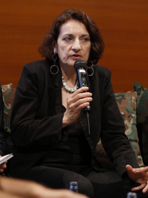 Berenice Reynaud - Professor at the California Institute of the Arts, Film Critic, Author, and Curator. In the late 1980s Bernice Reynaud developed an interest in Chinese cinema and traveled extensively to mainland China, Hong Kong, and Taiwan before becoming an advocate for Chinese Cinema in the West. As a critic her main areas of expertise have been American independent/experimental film; films by women; Chinese cinema; and African cinema. She has been a regular collaborator of Cahiers du cinéma since the mid-1980s, and has published articles in Sight & Sound, Screen (UK), Film Comment, Afterimage, and The Independent (USA),among many others.As a curator she has organized film and video exhibitions for Artists Space, The Collective for Living Cinema, the Museum of Modern Art (New York), Festival d'Automne, and the Galerie Nationale du Jeu de Paume (Paris). She has curated or co-curated programs for world-class festivals including the Montréal World Film Festival ( Canada ), San Sebastian International Film Festival ( Spain ) and the Viennale International Film Festival (Austria/Europe).